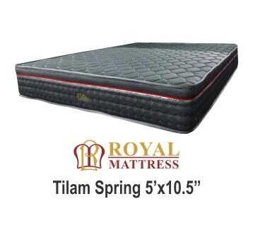 ROYAL MATTRESS Elite Spring Mattress (Queen Size) - 10.5 inch