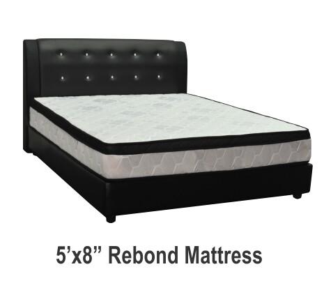 8inch Ecology Rebond Mattress - Queen