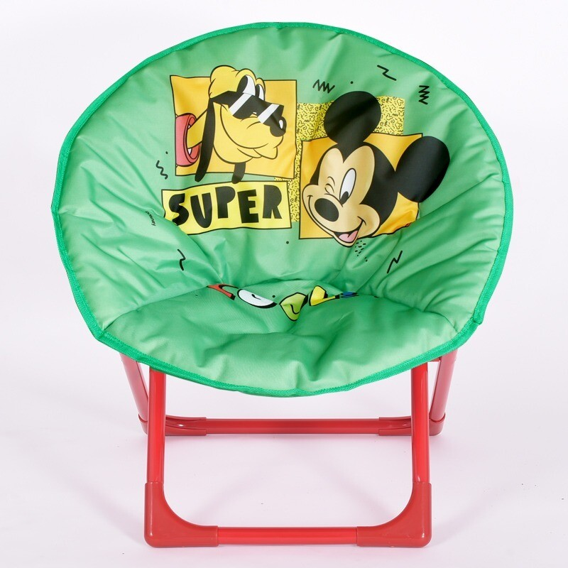 Children cartoon moon chair - Mickey
