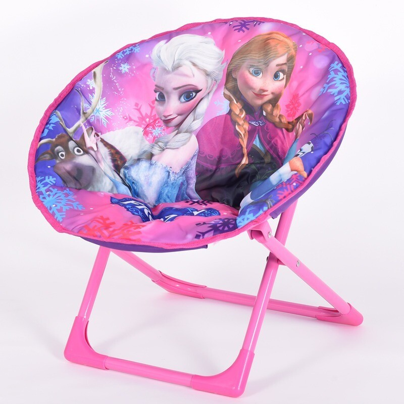 Children cartoon moon chair - Frozen
