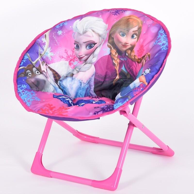 Children cartoon moon chair - Frozen