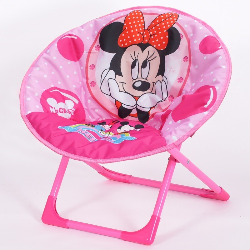 Children cartoon moon chair - Minnie