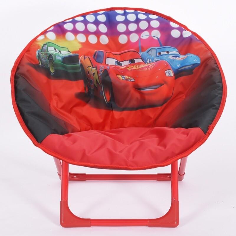 Children cartoon moon chair - Race-O-Rama