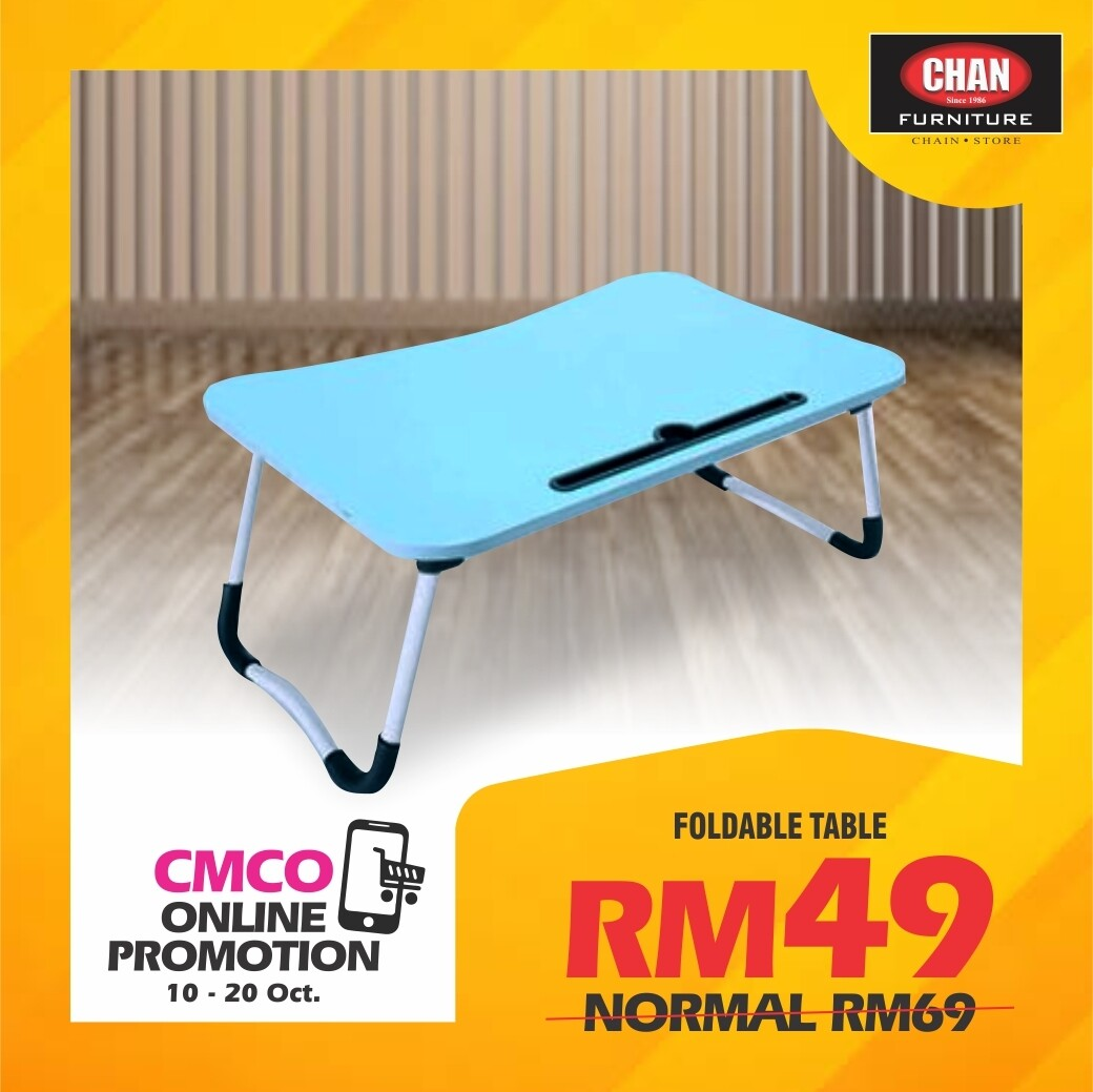 [CMCO ONLINE PROMO] Portable Table