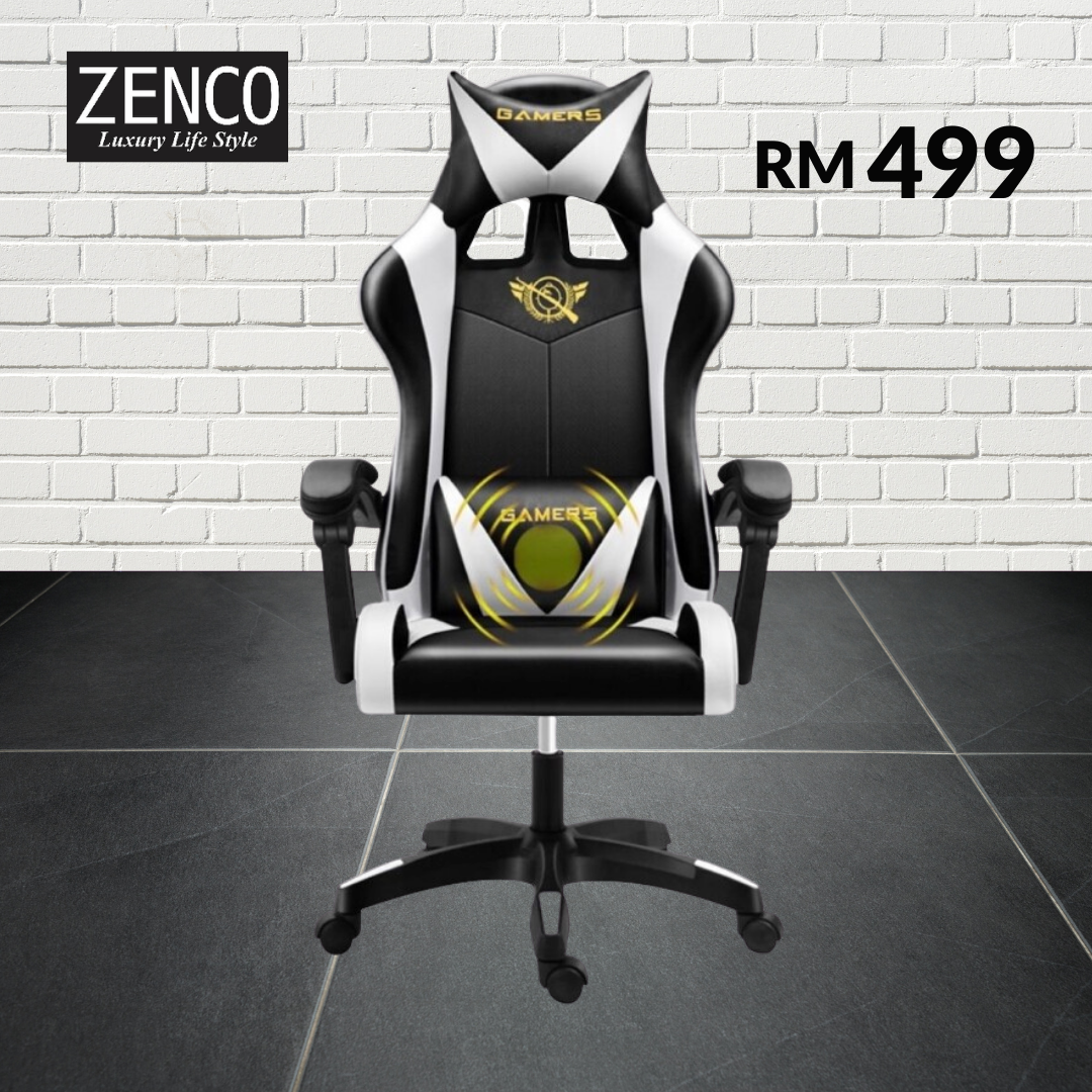 Gaming Chair - white