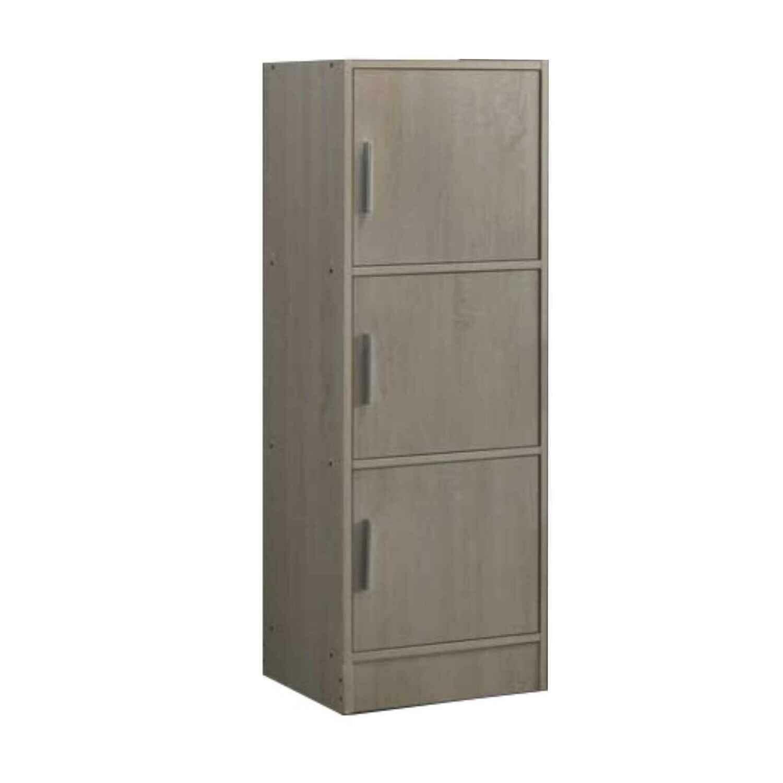 3 Doors Filing Cabinet