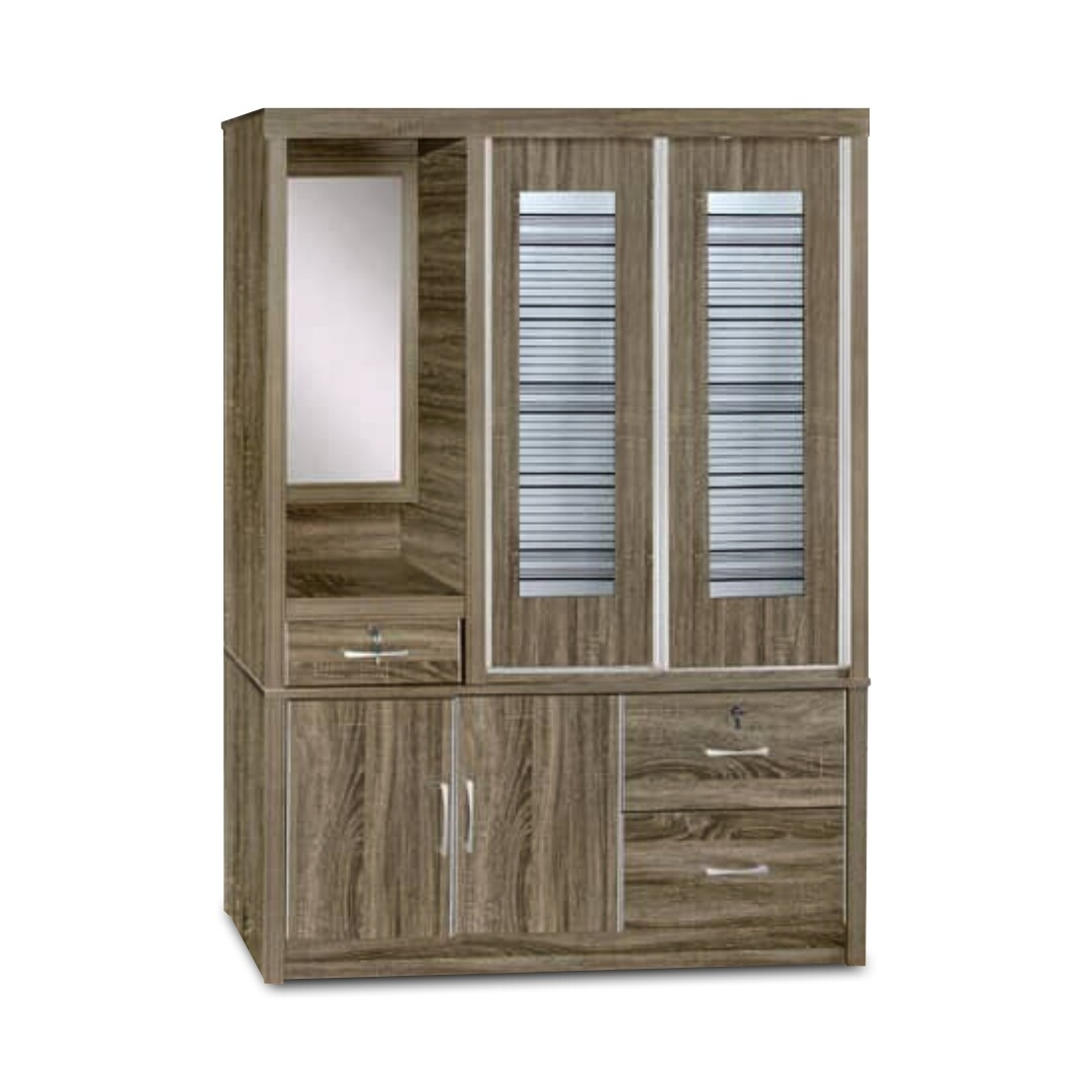 4 Doors Wardrobe