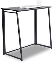2.5ft Computer/ Study Table (ASCOLI BLACK)