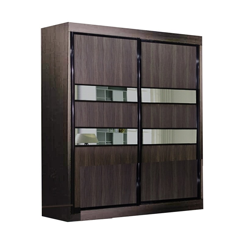 2 Doors Sliding Wardrobe (8ft x 8ft)