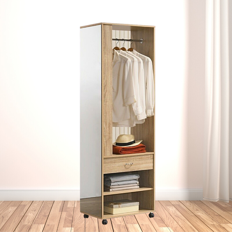 Mini Wardrobe with mirror