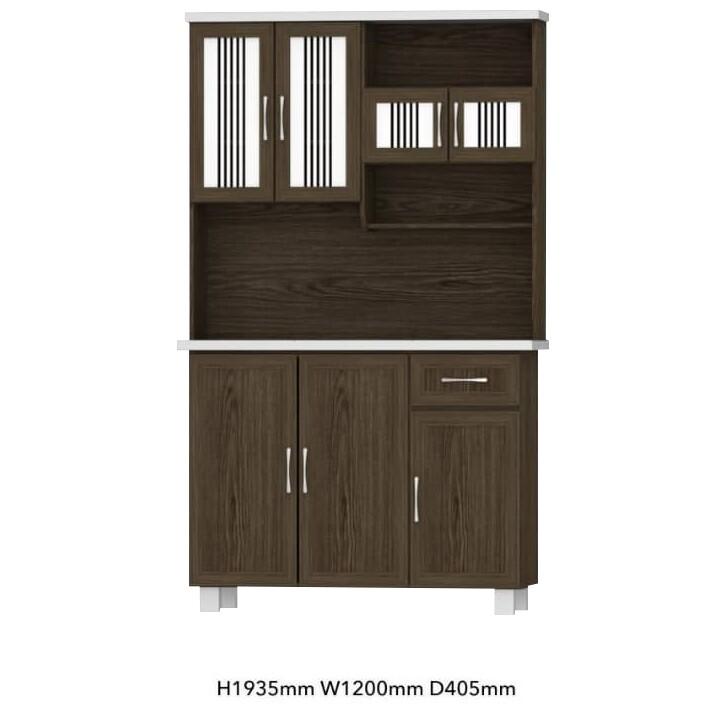 4ft High Kitchen Cabinet
