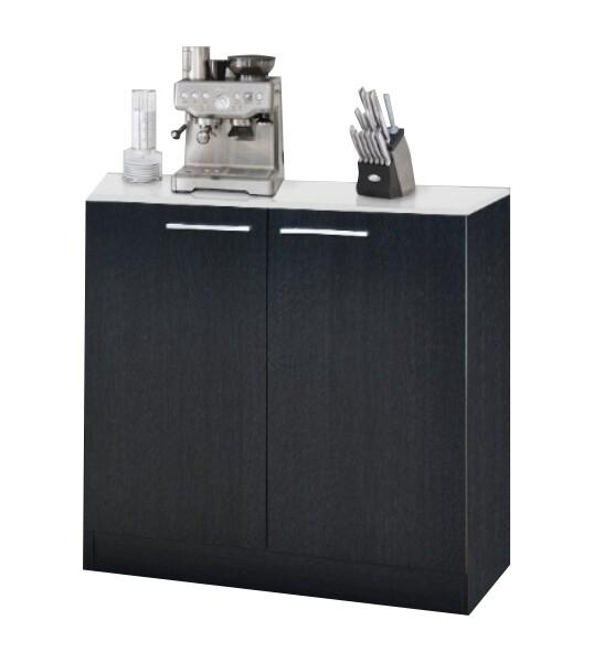 3ft 2-Doors Low Kitchen Cabinet