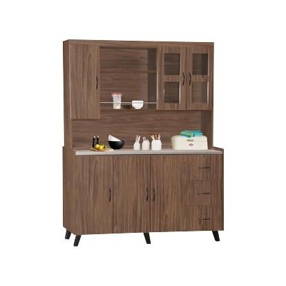 5ft High Kitchen Cabinet