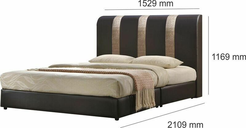 [PRE-ORDER] 5ft Queen Size Bed Frame