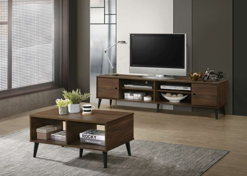 Living Package (6ft TV Cabinet + Coffee Table)