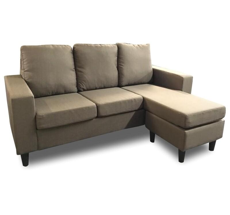 L-Shape Sofa (Fabric)