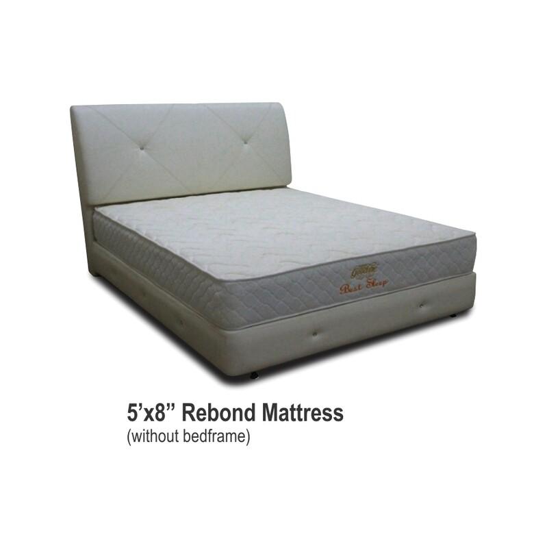 HONEY | 5ft x 8inch  Amazing Rebond Mattress – Queen Size
