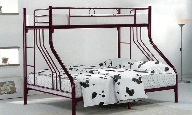 5ft Bunk Bed Metal Bed Frame