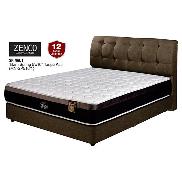 ZENCO 10 inch Spinal II Spring Mattress - Queen
