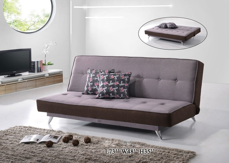 Sofa bed - Grey