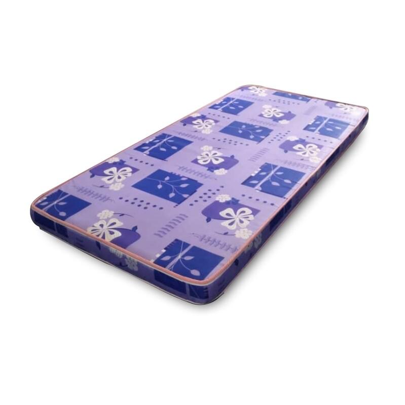 3ft x 4 inch Foldable Rebond Mattress - Single