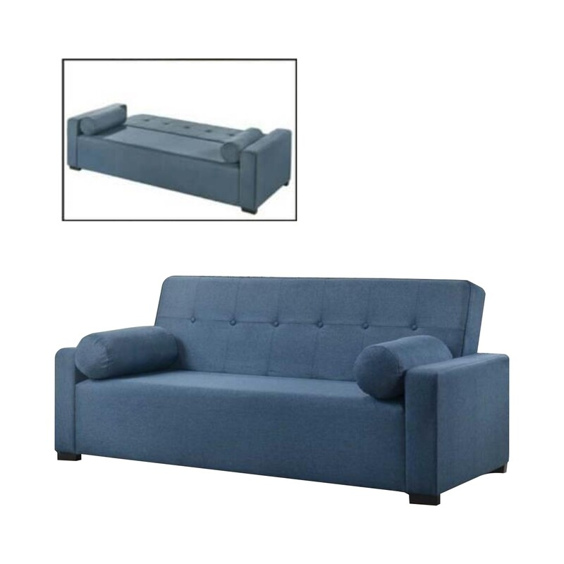 Sofa Bed with Armrest