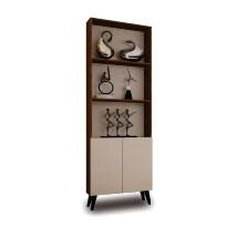 Display Cabinet with 2 Doors