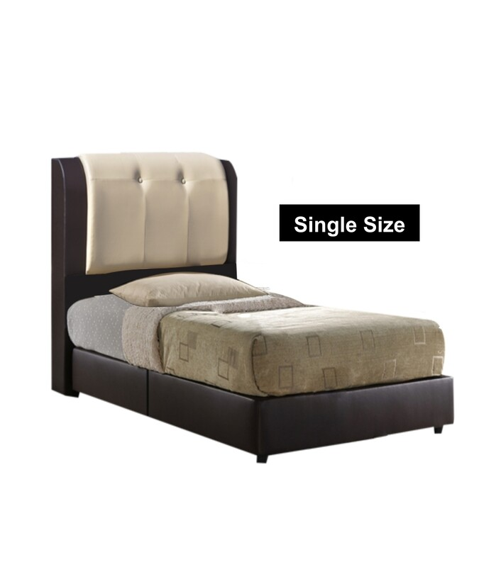 3ft PVC Bed Frame - Single Size