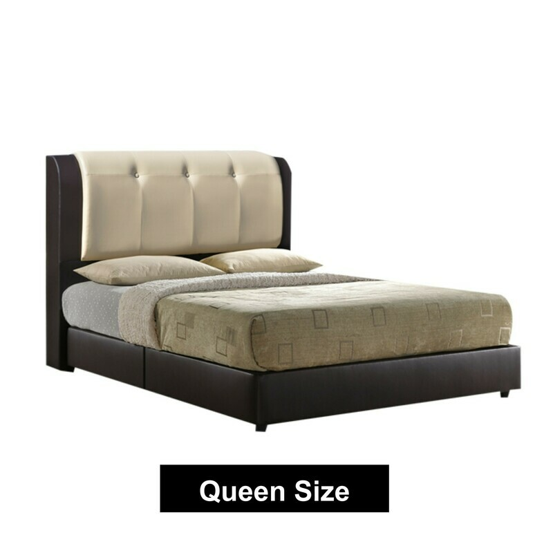 5ft PVC Bed Frame - Queen Size