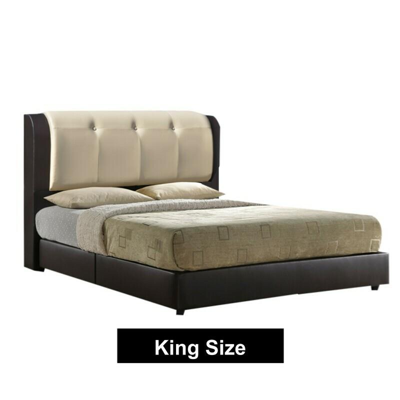 [PRE-ORDER] 6ft PVC Divan Bed - King Size