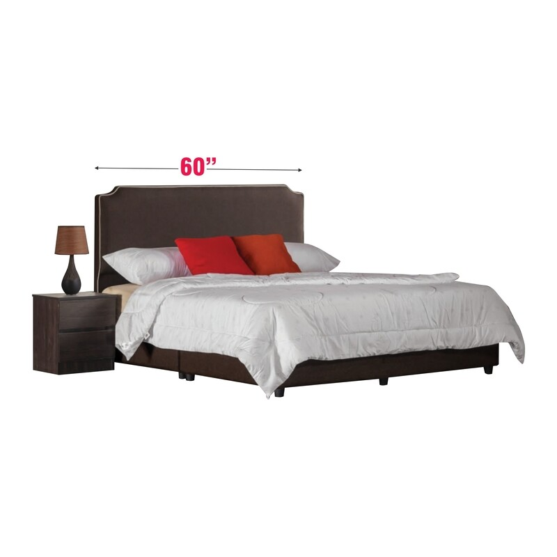Bedframe (without mattress) - Queen Size