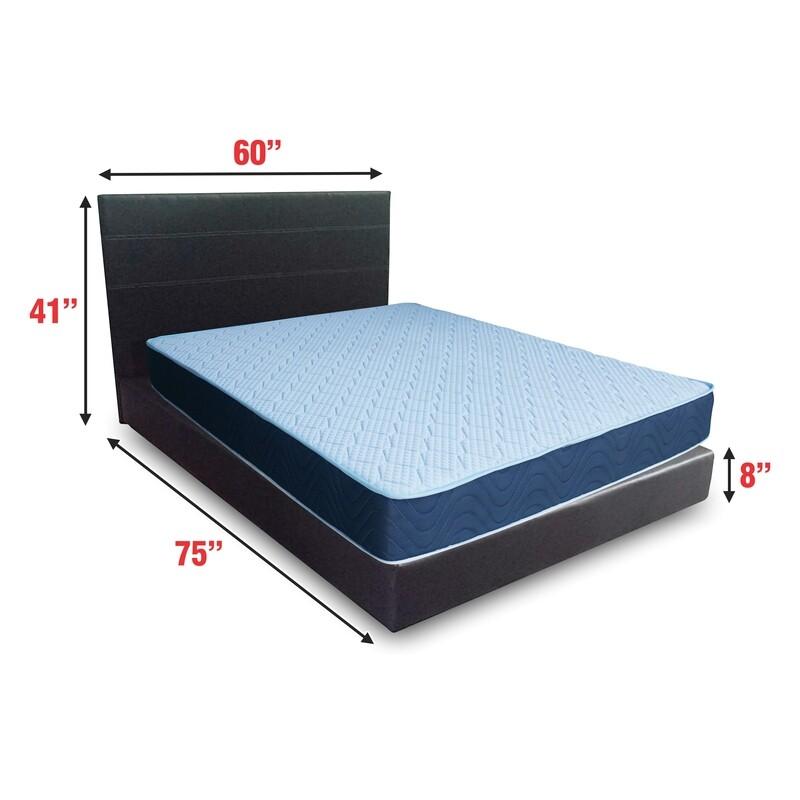 Divan Bed - Queen Size