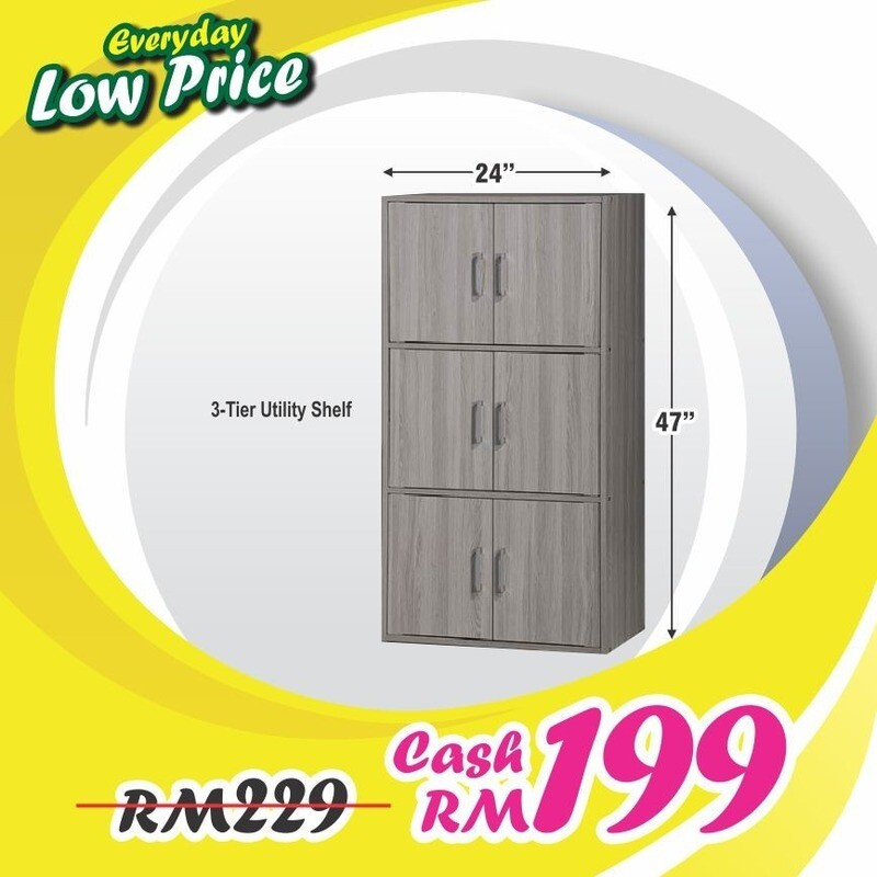 2ft Filing Cabinet with Door