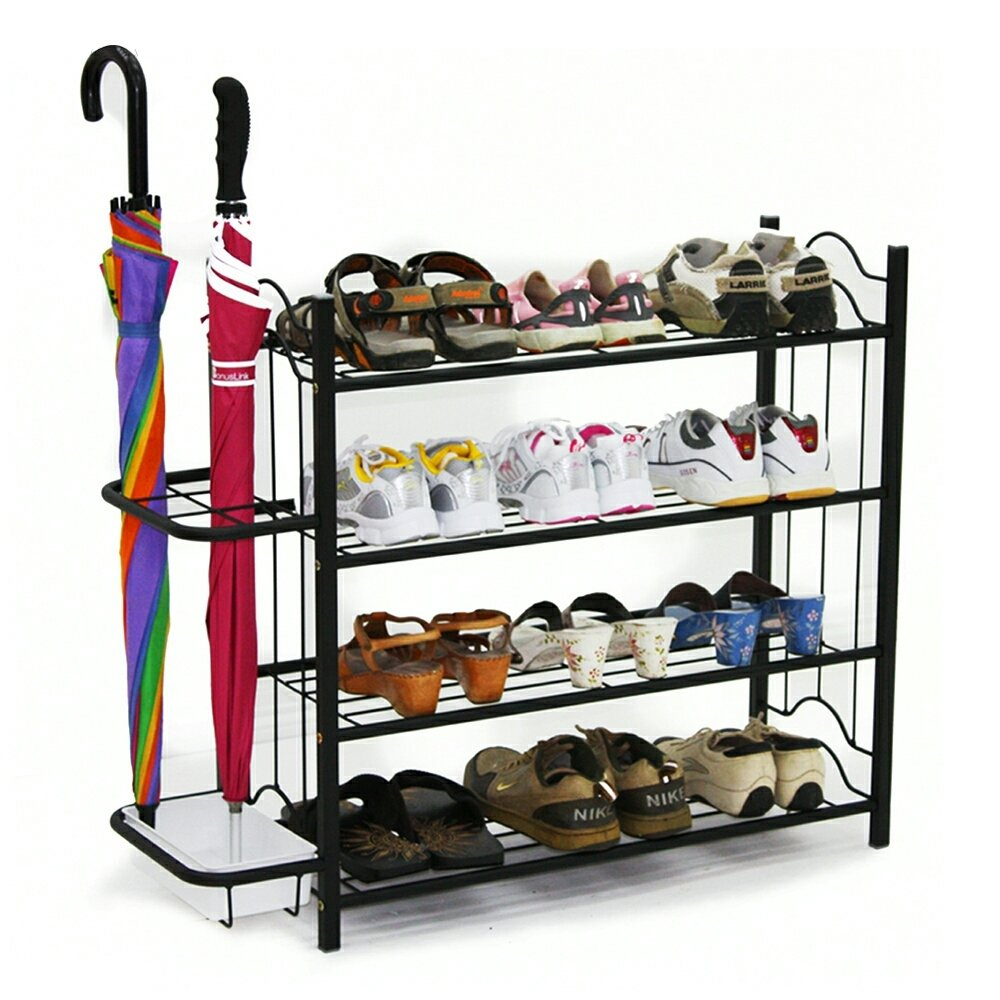 Shoes Rack with umbrella holder