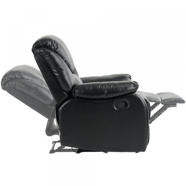 Reclining Chair (Vallenar Black)