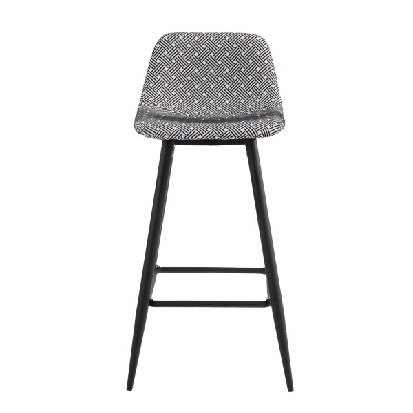 Fabric High Bar Chair (Barton)