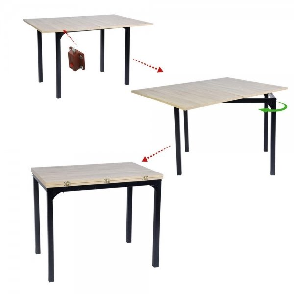 2 in 1 Dining Table (Marlowe)