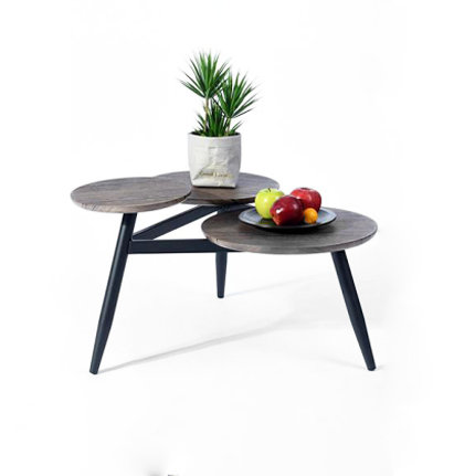 Wood Coffee Table (Biel)