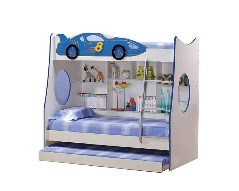 [PRE-ORDER] Triple Bunk Children Bed