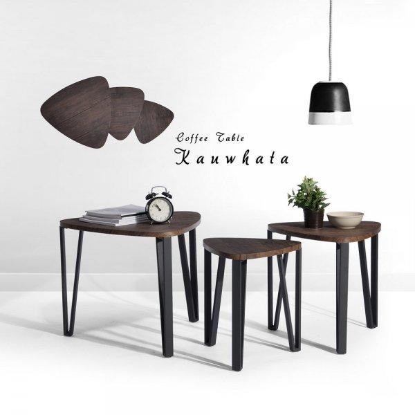 Wood Coffee Table (Kauwhata)