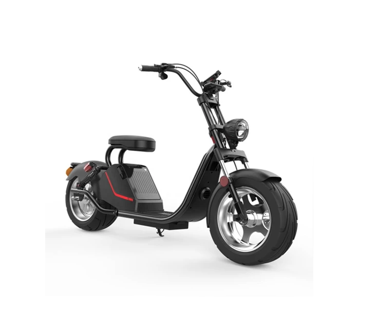 Scooter électrique City Coco Powero 3000 homologué route EEC/COC