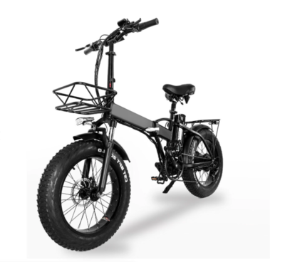 Vélo électrique Fatbike tout terrain BRACKED 750W