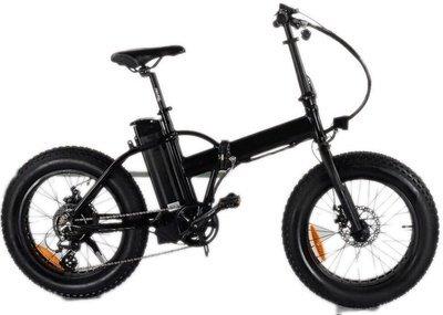 Vélo électrique Fatbike tout terrain BOUMBOUM 500W