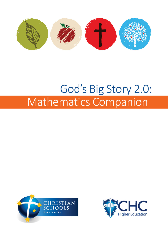 God's Big Story 2.0: Mathematics Companion