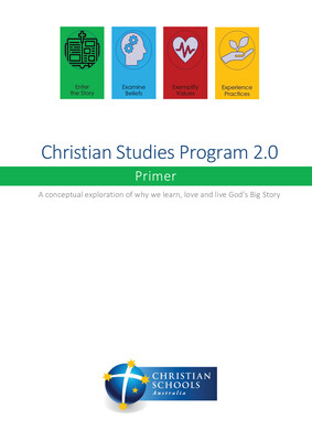 Christian Studies Program 2.0 -- Primer