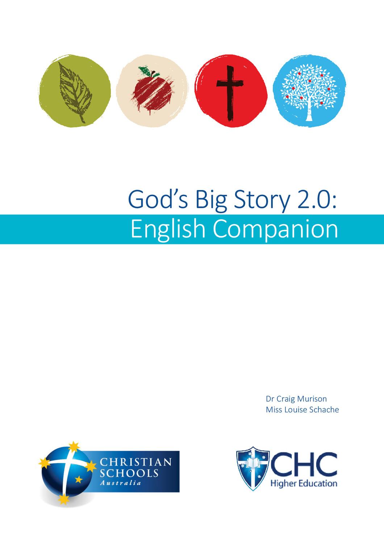 God's Big Story 2.0: English Companion