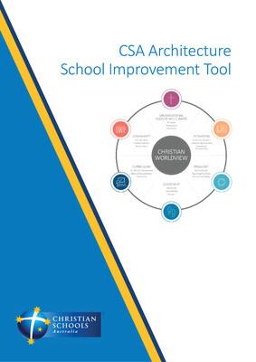 CSA Architecture School Improvement Tool