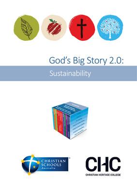 God's Big Story 2.0: Sustainability