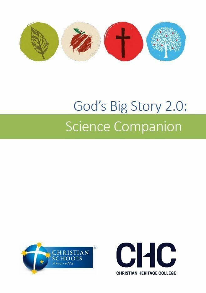 God's Big Story 2.0: Science Companion