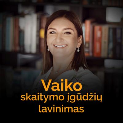 Video - A. Landsbergienė - Vaiko skaitymo įgūdžių lavinimas